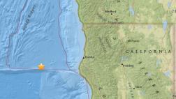 Terremoto de magnitud 6,5 sacude la costa de California