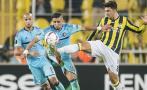 Feyenoord vs. Fenerbahce EN VIVO: igualan 0-0 por Europa League