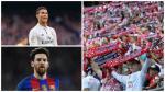 ¿Cristiano y Messi están en la agenda del Red Bull Leipzig? - Noticias de schalke 04
