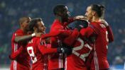 Manchester United venció 2-0 al Zorya y avanzó en Europa League