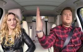 """Carpool Karaoke"": Madonna reveló que besó a Michael Jackson"