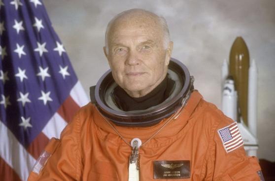 EE.UU.: La icónica vida del astronauta John Glenn [FOTOS]