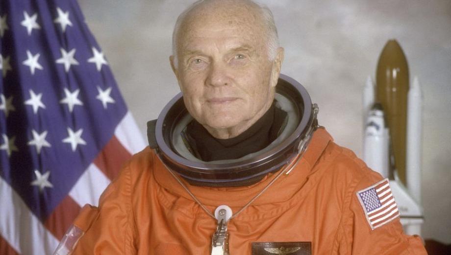 EE.UU.: la icónica vida del célebre astronauta John Glenn