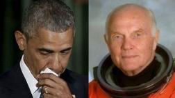Obama sobre astronauta Glenn: EE.UU. ha perdido un ícono