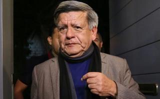 """Acuña: """"Los mejores evaluadores de Saavedra serán los maestros"""""""