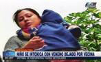 Magdalena: niño ingirió veneno para ratas que dejó vecina