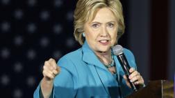 """Clinton advierte de peligros por """"epidemia"""" de noticias falsas"""
