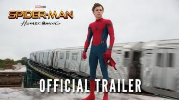 """Spiderman: Homecoming"" lanza su primer tráiler con Iron Man"