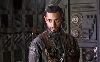 """Riz Ahmed disfruta ser un juguete de """"Star Wars"""""""