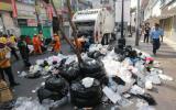 No solo Gamarra: más calles de La Victoria llenas de basura