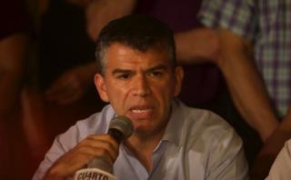 Julio Guzmán pide a PPK que plantee cuestión de confianza