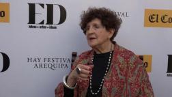 Hay Festival: ¿Qué opina Margo Glantz sobre las redes sociales?