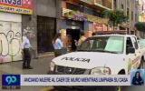 La Victoria: anciano murió al caer del cuarto piso de edificio