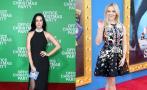 Hollywood: Estas son las famosas mejor vestidas de la semana