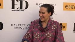 """Marina Perezagua: """"En el dolor es donde mejor conoces al otro"""""""