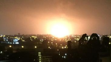 Incendio en Ate: Las primeras imágenes de la emergencia [FOTOS]