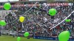 Alianza Lima rindió homenaje a caídos del Fokker y Chapecoense - Noticias de estadio alejandro villanueva