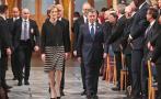 Así recibió Juan Manuel Santos el Nobel de la Paz en Oslo