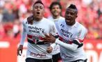 Con Christian Cueva: Sao Paulo vs. Santa Cruz en Brasileirao
