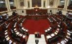 Congreso oficializó ampliación de legislatura hasta el 19