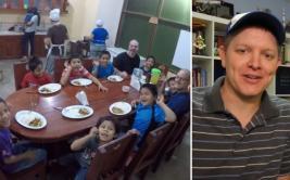 El youtuber norteamericano que construyó un orfanato en Iquitos