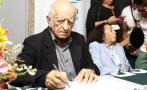 Hay Festival: Fernando de Szyszlo recordó a Georgette Vallejo