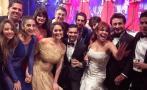 Magaly Medina: la boda de la periodista y el notario en fotos