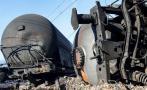 Bulgaria: Los escombros que deja la explosión del tren [FOTOS]