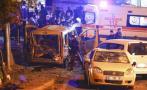 Estambul: Atentado en estadio del Besiktas deja 29 muertos