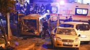 Estambul: Explosión en estadio del Besiktas deja 13 muertos
