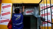 Municipalidad de Lima cerró tres cantinas de la Urb. Manzanilla