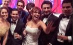 Magaly envió mensaje a quienes difundieron detalles de su boda