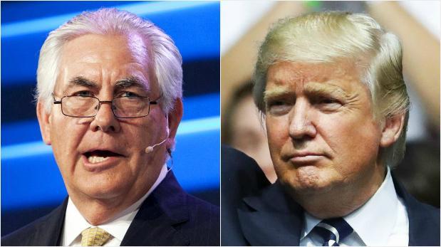 EE.UU.: Presidente de ExxonMobil sería secretario de Estado