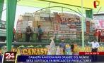 Santa Anita: Sortearán canasta navideña valorizada en S/50 mil