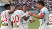 Universitario derrotó 3-2 a Municipal y quedó tercero