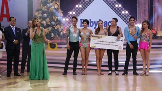 En una gala sin sentenciados, Rosángela Espinoza, Thiago Cunha y Fiorella Cayo pasaron a la gran final de