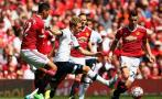 Manchester United vs. Tottenham: juegan por la Premier League
