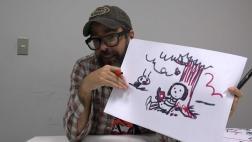 """Liniers: """"'Macanudo' es el antilibro de autoayuda"""" [ENTREVISTA]"""