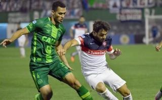Chapecoense: Neto despertó y preguntó por final de Sudamericana