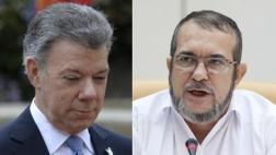 """Santos admite """"gran desconfianza"""" mutua entre Gobierno y FARC"""