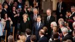 Así recibió Juan Manuel Santos el Nobel de la Paz en Oslo - Noticias de rosa valiente