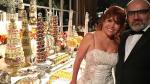 Beto y Magaly intercambiaron cariñosos tuits tras boda - Noticias de twitter beto ortiz