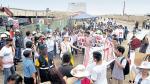 Alcalde y vecinos de Lurín piden que obra del MUNA continúe - Noticias de carlos rivas