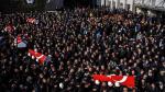 El dolor invade los funerales de víctimas de ataque en Estambul - Noticias de cristal occidente