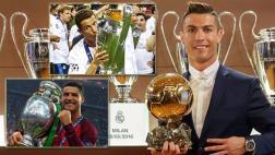 Cristiano Ronaldo: cuarto Balón de Oro resumido en 3 momentos