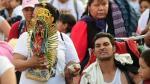 De rodillas: Así peregrinan millones por la Virgen de Guadalupe - Noticias de matrimonio religioso