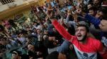 Egipto llora a las víctimas del ataque que dejó 25 muertos - Noticias de iglesia san pedro