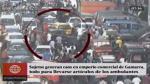 Gamarra: la nueva modalidad que usan delincuentes para robar - Noticias de miembros de mesa