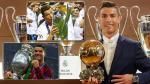 Cristiano Ronaldo: cuarto Balón de Oro resumido en 3 momentos - Noticias de club nacional de football