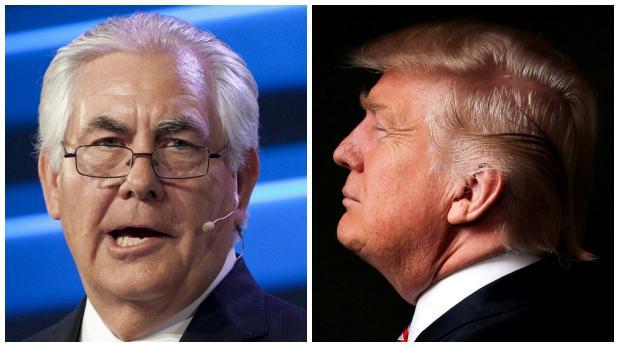 Presidente de Exxon Mobil, favorito para ser secretario de Estado de EEUU